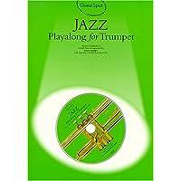 Guest Spot: Jazz Playalong For Trumpet