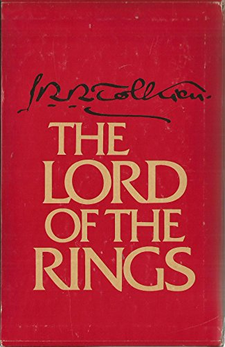 Lord Of The Rings Three Volume Boxed Set comprising The Fellowship Of The Ring, The Two Towers, and The Return OF The King FIRST PRINTING Of The Revised Second Edition Oversized Papercover Set (Lord Of The Rings First Edition First Printing)