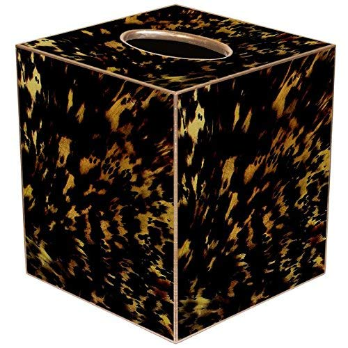 (Marye-Kelley TB8440 -Tortoise Shell Tissue Box Cover)