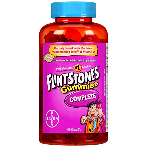 Flintstones Gummies, 180 Count