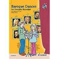 Baroque Dances +CD