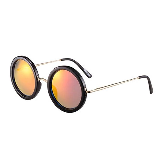 Gafas de sol de mujer Gafas de sol de cara redonda para ...