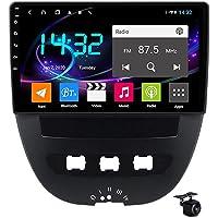Auto Stereo voor Peugeot 107/Aygo/Citroen C1 2005-2014 Radio GPS Navigatie Android 10.0 DSP Carplay 10.1 inch IPS…