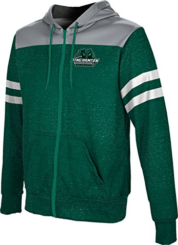 ProSphere Binghamton University Boys' Fullzip Hoodie - Gameday (Medium)