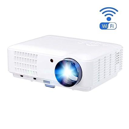 GJZhuan Proyector De Oficina RD-806 Proyector 3D HD para Teléfono ...
