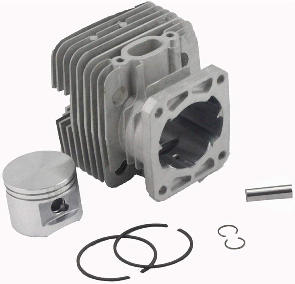 WANWU 41280201211 Cilindro e pistone per decespugliatori Stihl FS400 FS450 FS480 FR450