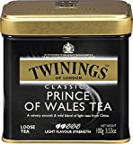 Twinings of London Prince of Wales Loose Tea Tins, 3.53 Ounces (Pack of 6)