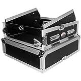 dj mixer and amp case - ProX Cases T-2MRSS 2 Space Amp 10 Slanted Top 2U 10U Mixer DJ Combo Rack Mount Flight Case