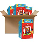Cheez-It, Baked Snack Mix, Classic, 9oz Box (Pack of 4)