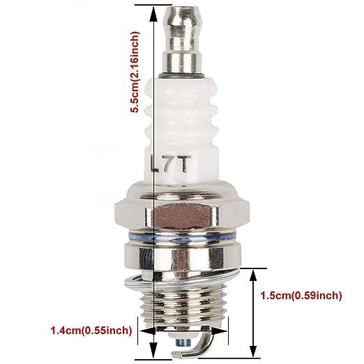 Amazon.com: hifrom (TM) Bujía Para Stihl MS250 MS230 MS340 ...