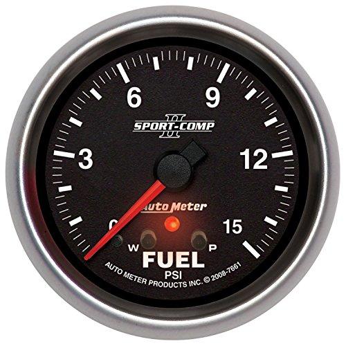 Auto Meter 7661 Sport-Comp II 2-5/8