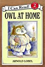 Owl at Home (I Can Read Level 2), by Arnold Lobel