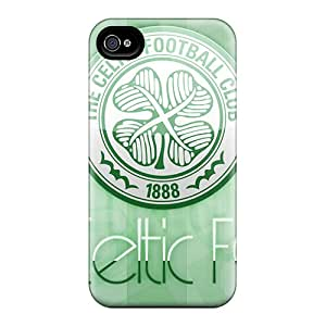 Best Hard Cell-phone Case For Apple Iphone 4/4s (ZvP25601fDku) Allow Personal Design Vivid Celtic Fc Pictures
