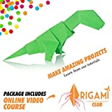 Origami Paper - 550 Sheets Oragami Set for Kids
