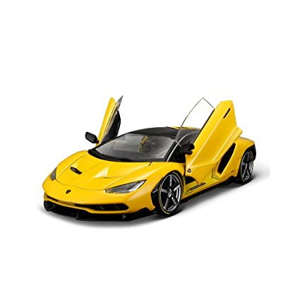 Alloy Collectible Lamborghini Toy Vehicle Pull Back Die,Cast Car Model with  Lights and Sound