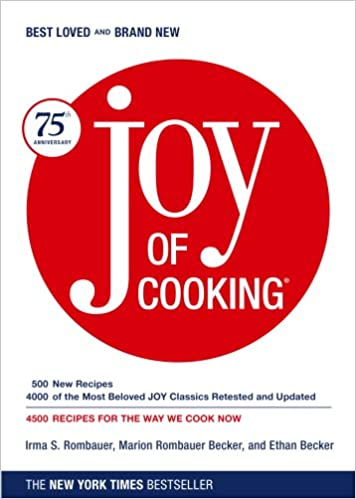 Image result for the joy of cooking book