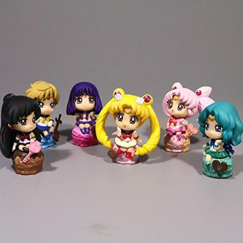 Phantomx Sailor Moon Ice Cream Party Petit Chara Land 2