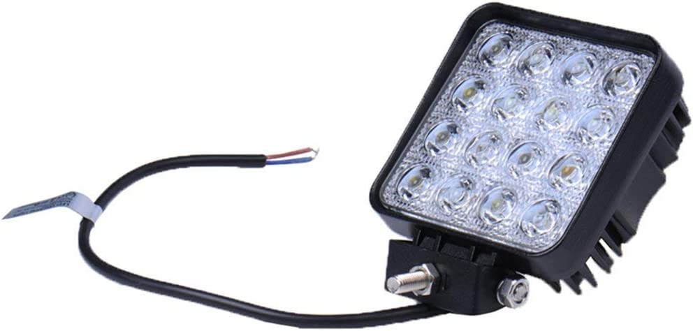 Nestling®2 PCS 48W LED Headlights Work