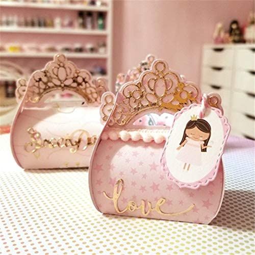 Amazon.com: Wedding crown gift box purse Metal Cutting Dies for DIY Scrapbooking Album Paper Cards Decorative Crafts Embossing Die Cuts
