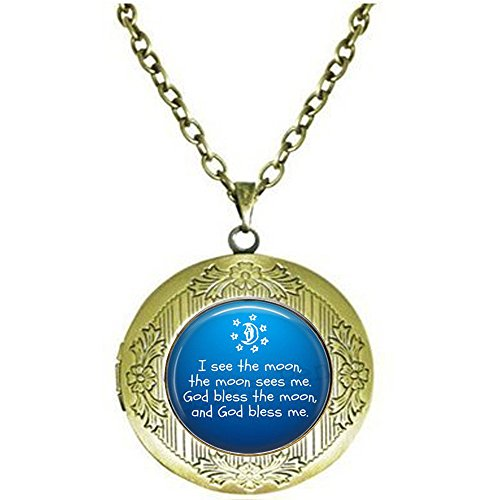 hars Moon Necklace - I See The Moon