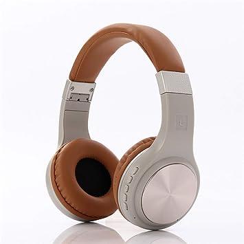 QVIVI Auriculares Tarjeta inalámbrica Auriculares Bluetooth ...