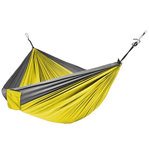 Best Choice Products Portable Parachute Hammock Nylon Hangin