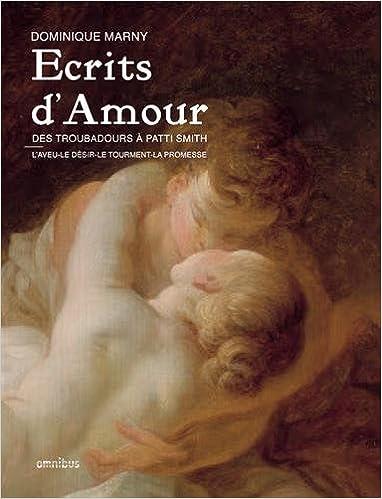 Livre Ecrits d'amour pdf, epub ebook