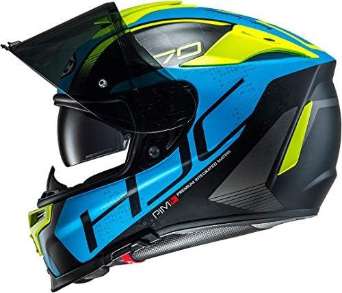 Multicolore HJC 14427208 Casco Moto M