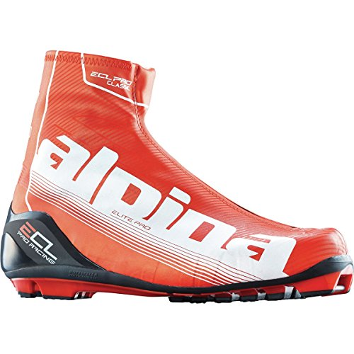 Alpina ECL Pro WC Classic Boots - 44 - Red