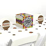 Big Dot of Happiness 70's Disco - 1970's Disco Fever Party Centerpiece & Table Decoration Kit