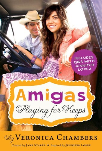Amigas #4: Playing for Keeps PDF