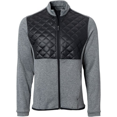 Adidas Mens Climaheat Prime Quilted Full Zip Jacket -  AE9305-Parent