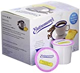 Entenmann's Coconut Cream Pie Coffee Single Serve Cups, 20 Count (Pack of 20)
