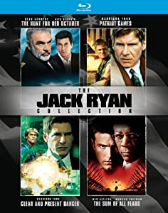 The Jack Ryan Collection [Blu-ray] by Paramount Home Video