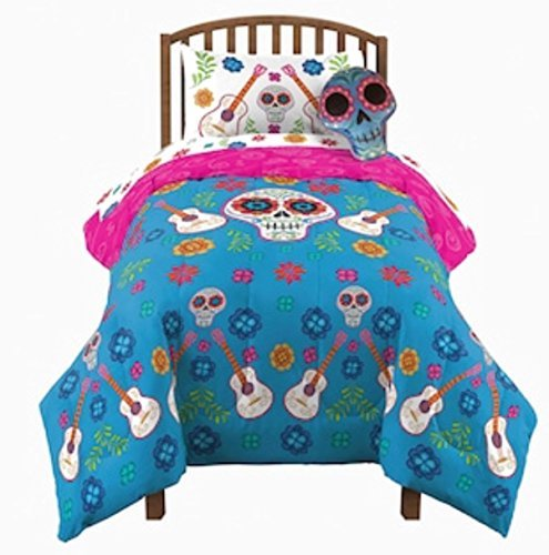 Coco Disney Pixar Twin/Full Comforter