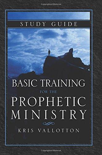 Basic Training Prophetic Ministry Study