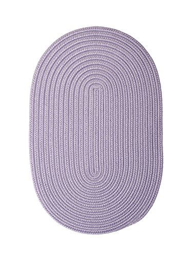 (Colonial Mills Boca Raton Amethyst Oval 4'0