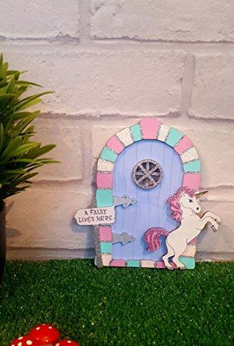 Unicorn Fairy Door