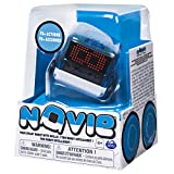 Novie, Interactive Smart Robot with Over 75 Actions and Learns 12 Tricks (Blue), for Kids Aged 4 and Up