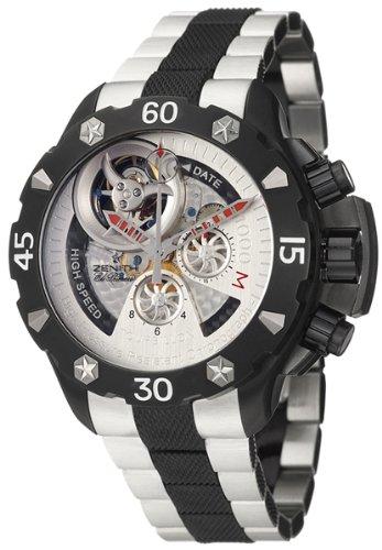Zenith Defy Xtreme Abrir el primero Tourbillon Reloj para hombre 96.0525.4035/21.