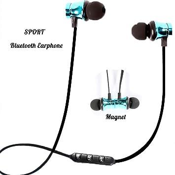 Auriculares inalámbricos Bluetooth Para Deportes Nuevos, Auriculares Bluetooth Intrauditivos Elegantes, Auriculares Estéreo de Alta definición, ...