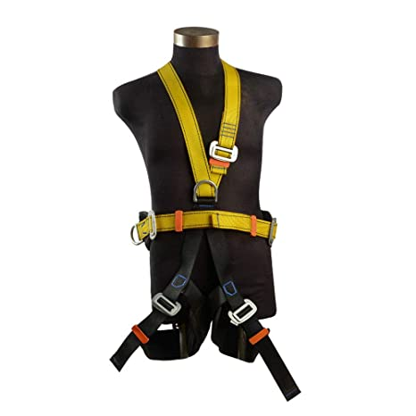 Arnés de Escalada, Cinturón de Seguridad, Cuerpo Completo Cinturón ...