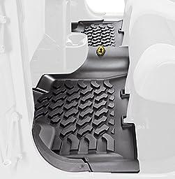 Bestop 51504-01 Rear Floor Liner for Wrangler Unlimited 07-16