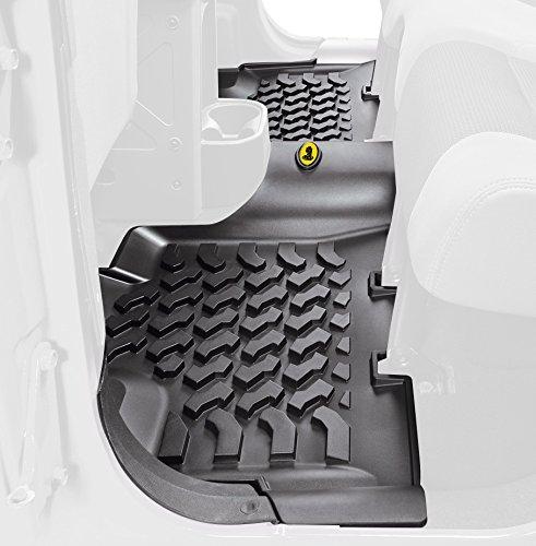 Bestop Rear Floor Liner for Jeep 07-17 Wrangler Unlimited