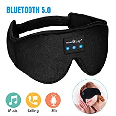 unisex gifts for adults under 25 dollars Holiday Gift,Mother's Day gift, Christmas Present,Thanksgiving Day Gift., Black Friday, Cyber Monday Deal sleepphones wireless Microphone sleep headphones bluetooth sleeping headphones bluetooth sleep ...