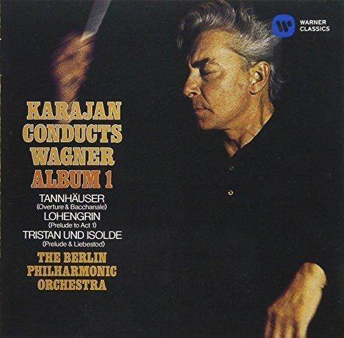 SACD : Herbert von Karajan - Conducts Wagner Alnum 1 (Japan - Import)
