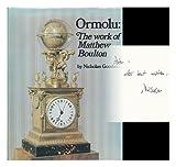 Ormolu, Nicholas Goodison, 0714815896