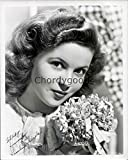 Shirley Temple Sexy Photo Autograph photo Signed Autogramm Reprint RP