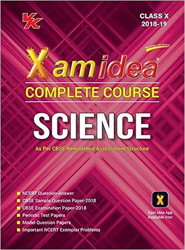 Xam Idea Complete Course Science Class 10 for 2019 Exam: Amazon in