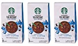 via coffee iced - Starbucks VIA® Ready Brew Iced Coffee (3 Pack/Boxes) 5 Packets Each Box